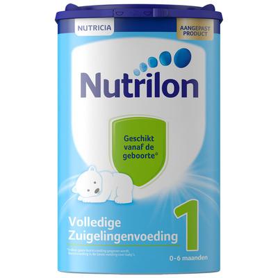 Nutrilon Volledige zuigelingenvoeding 1