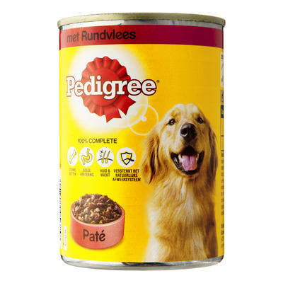 Pedigree Adult pate rundvlees