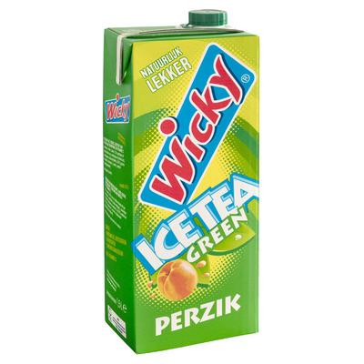 Wicky Ice tea green perzik