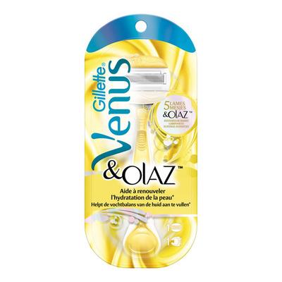 Gillette Venus comfortglide scheermesje met olaz
