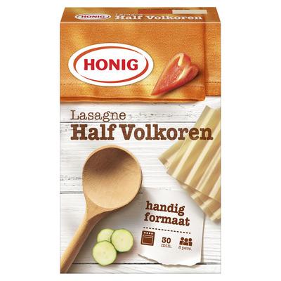 Honig Half volkoren lasagnebladen