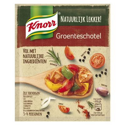 Knorr Natuurlijk lekker groenteschotel
