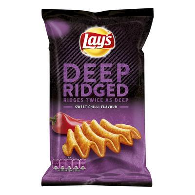Lay's Deep ridged sweet chilli