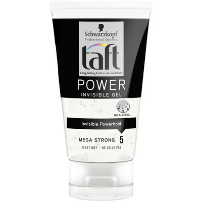Taft Power invisible gel