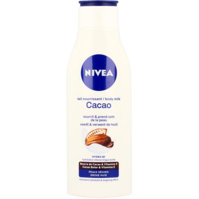 Nivea Body Milk Cacao