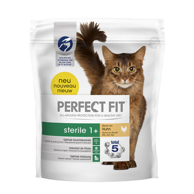 Perfect fit Sterile cat kip 1+