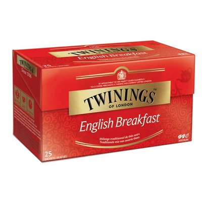 Twinings English breakfast thee