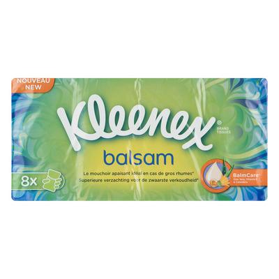 Kleenex Balsam zakdoekjes