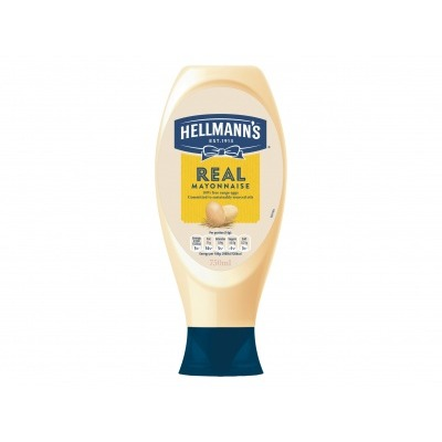 Hellmann's Saus squeeze real