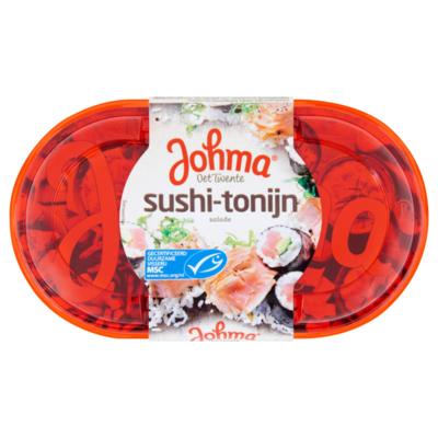 Johma Sushi-Tonijn Salade