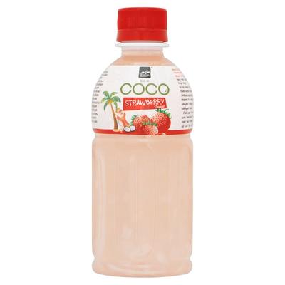 Tropical Nata de Coco Strawberry Flavour 320 ml