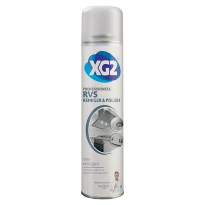 XG2 Professionele RVS Reiniger & Polish