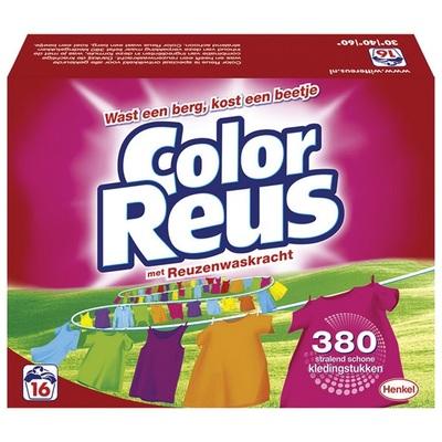 Color Reus Wasmiddel Poeder