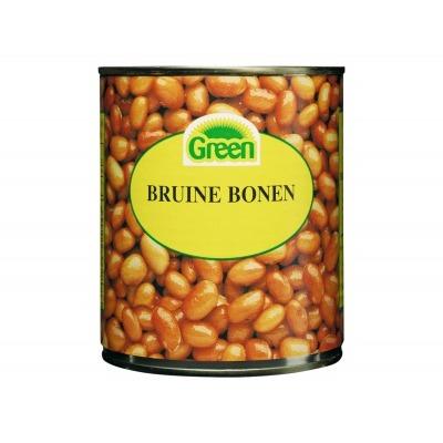 Budget Huismerk Bruine bonen