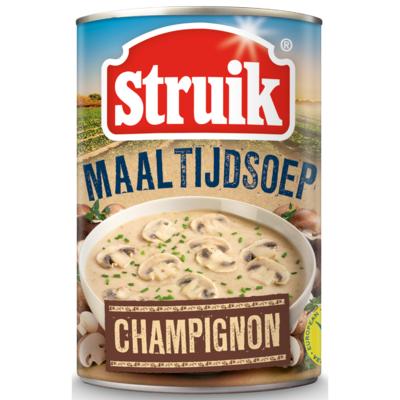 Struik Maaltjidsoep champignon