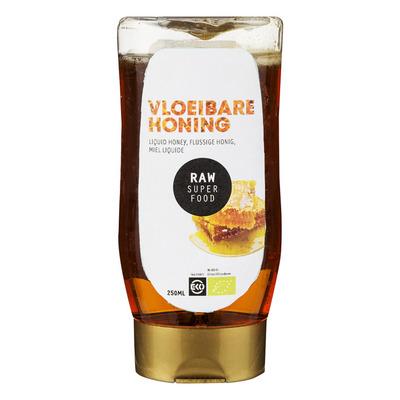 Raw Organic Food Honing