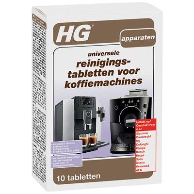 HG Reinigingstablet voor koffiemachines