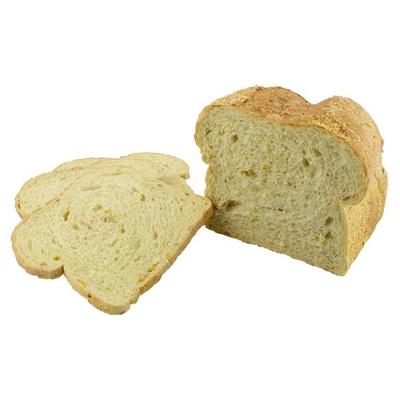 Huismerk boerenbrood maïs half