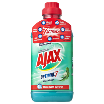 Ajax Allesreiniger eucalyptus optimal