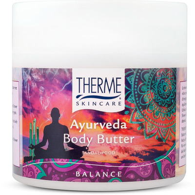 Therme Ayurveda body butter