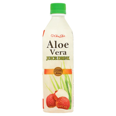 Chin Chin Aloe Vera Juice Drink Lycee 500 ml
