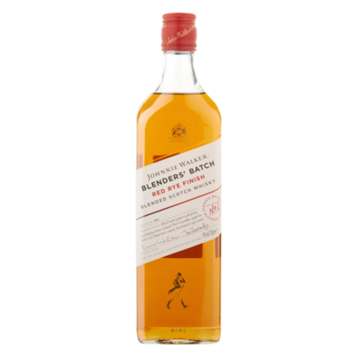 Johnnie Walker Blenders' Batch Red Rye Finish Blended Scotch Whisky