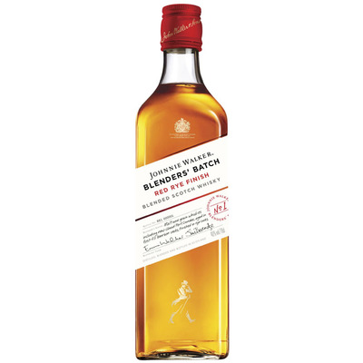 Johnnie Walker Red rye