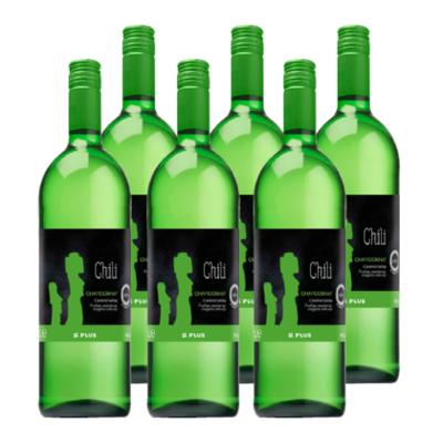Huismerk Huiswijn Chardonnay Chili doos