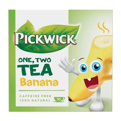 Pickwick One two tea banana kinderthee