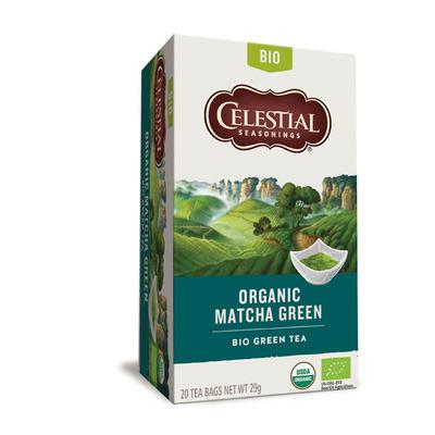 Celestial Seasonings Organic matcha green tea 1-kops