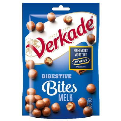 Verkade Digestive bites melk
