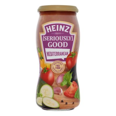 Heinz Seriously Good Mediterranean