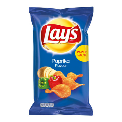 Lay's Paprika partypack xxl