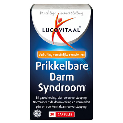 Lucovitaal Prikkelbare darm syndroom capsules