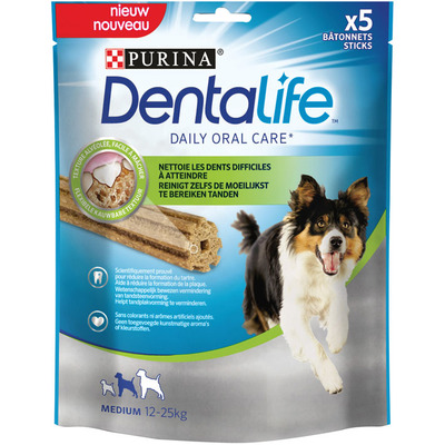 Dentalife Daily oral care medium