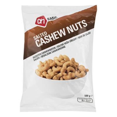 Budget Huismerk Cashew noten gezouten
