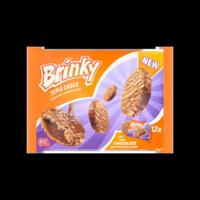 Brinky Triple Choco Cacaovulling