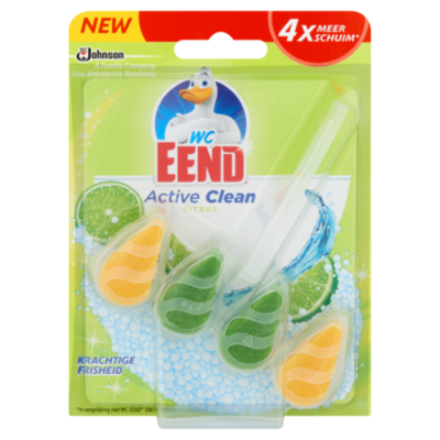 Wc Eend Toiletblok active clean citrus
