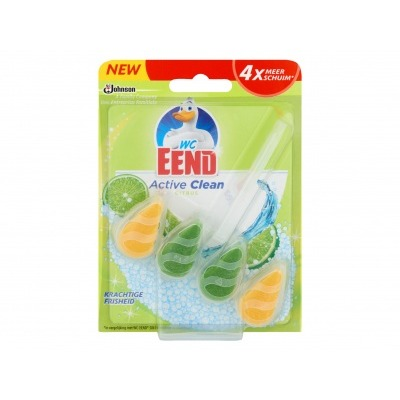 WC-Eend Toiletblok clean citrus