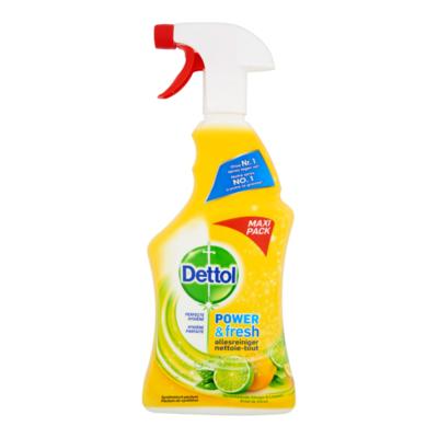 Dettol Power & Fresh Allesreiniger Sprankelende Citroen & Limoen Maxi Pack