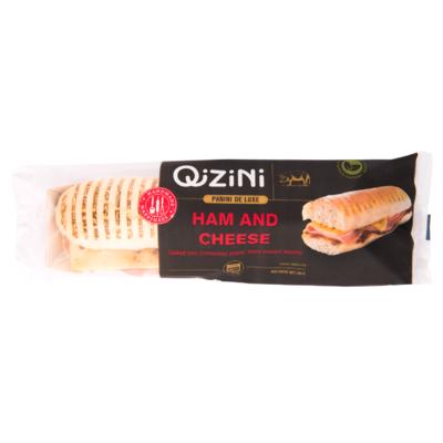 Qizini Panini deluxe ham cheese