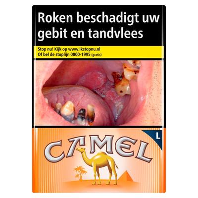 Camel Orange Box 22