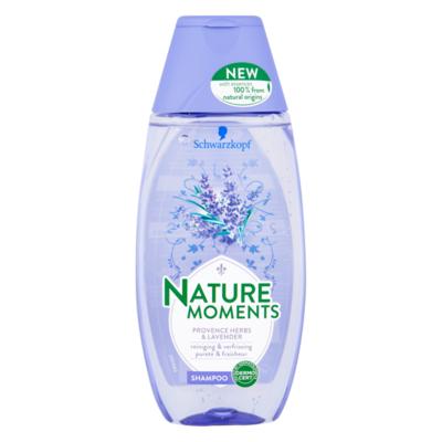 Nature Moments Provence Herbs & Lavender Shampoo