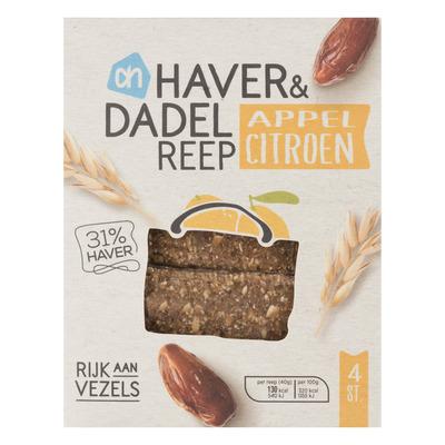 AH Haver & dadelreep appel-citroen