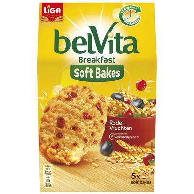 Liga BelVita Soft rode vruchten
