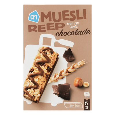 AH Mueslireep chocolade