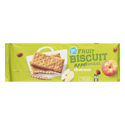 Huismerk Fruitbiscuits appel