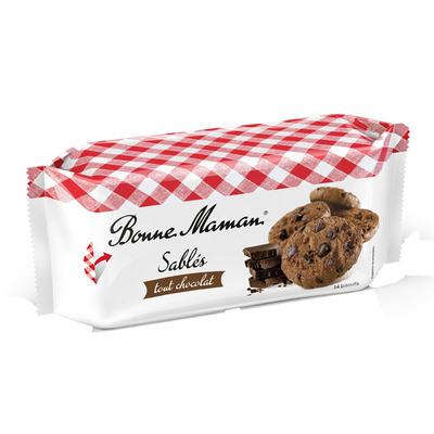 Bonne Maman Sablés tout chocolat