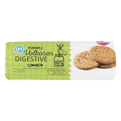 AH Volkoren digestive