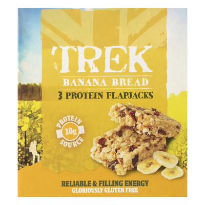 Trek Multipack banana bread